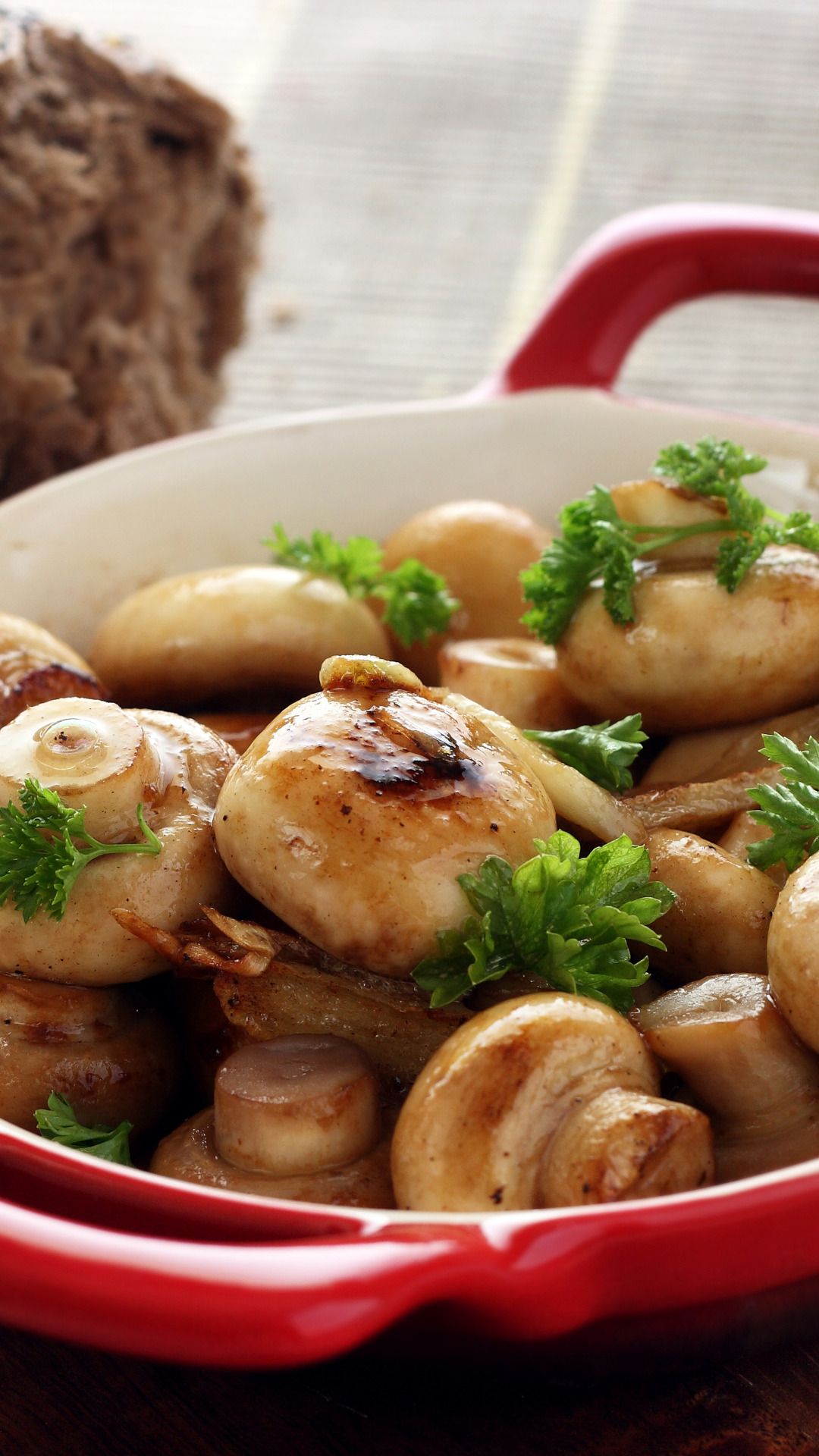 Как приготовить свежие грибыы с фото