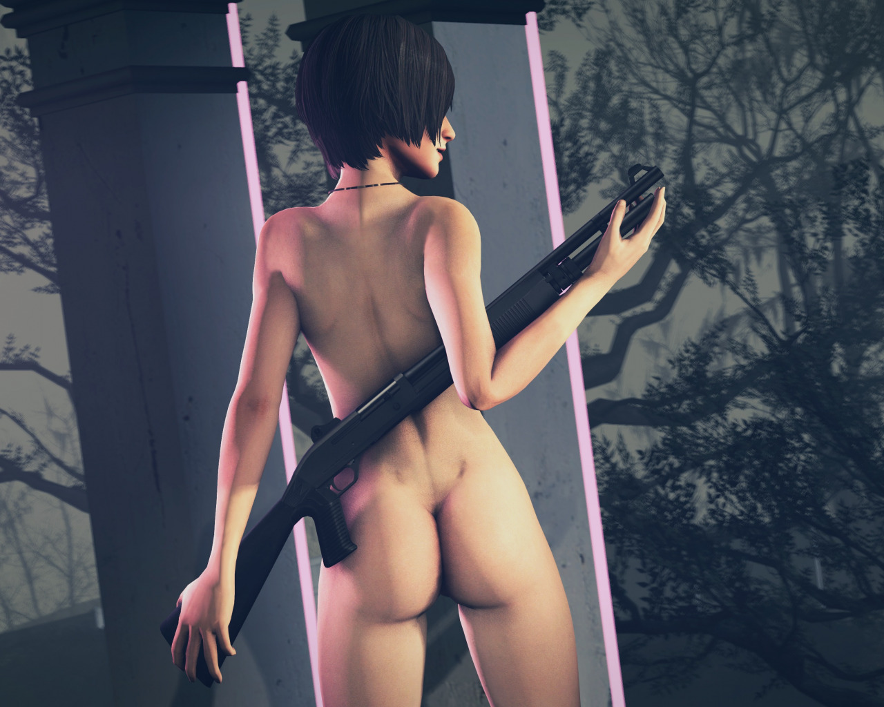 Hentai resident evil wallpapers nude download