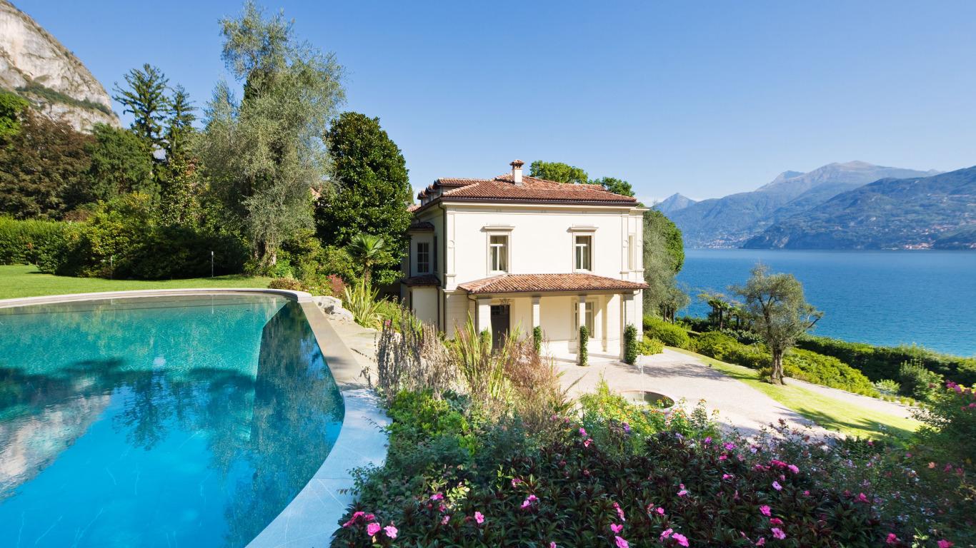 красивые картинки домиков в италии это голосом