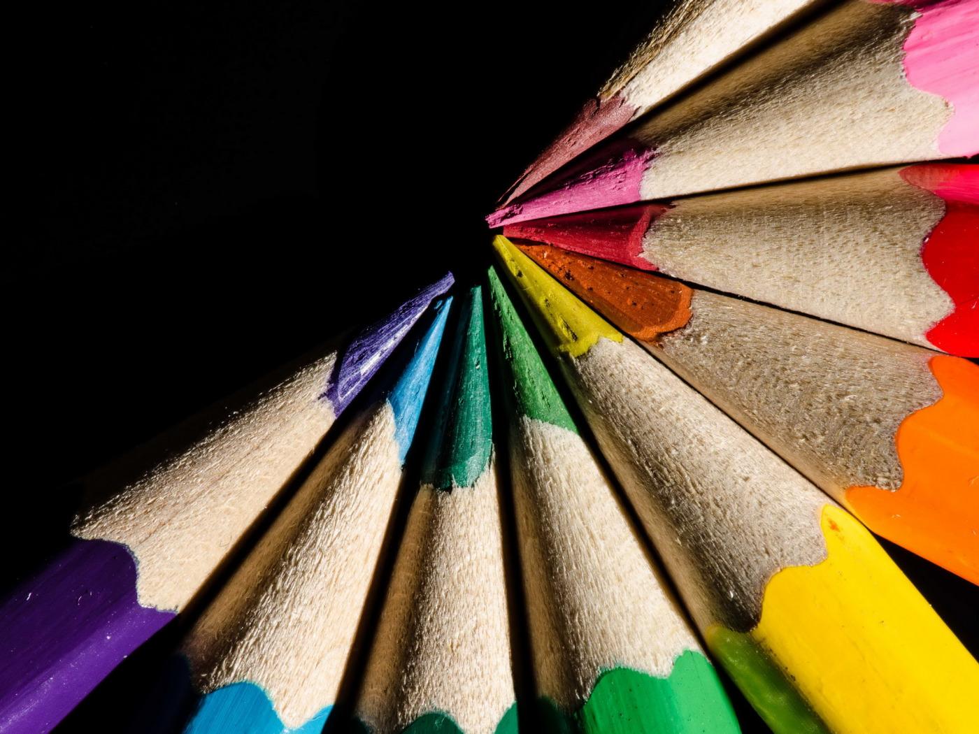 разноцветные карандаши  № 2931945 загрузить