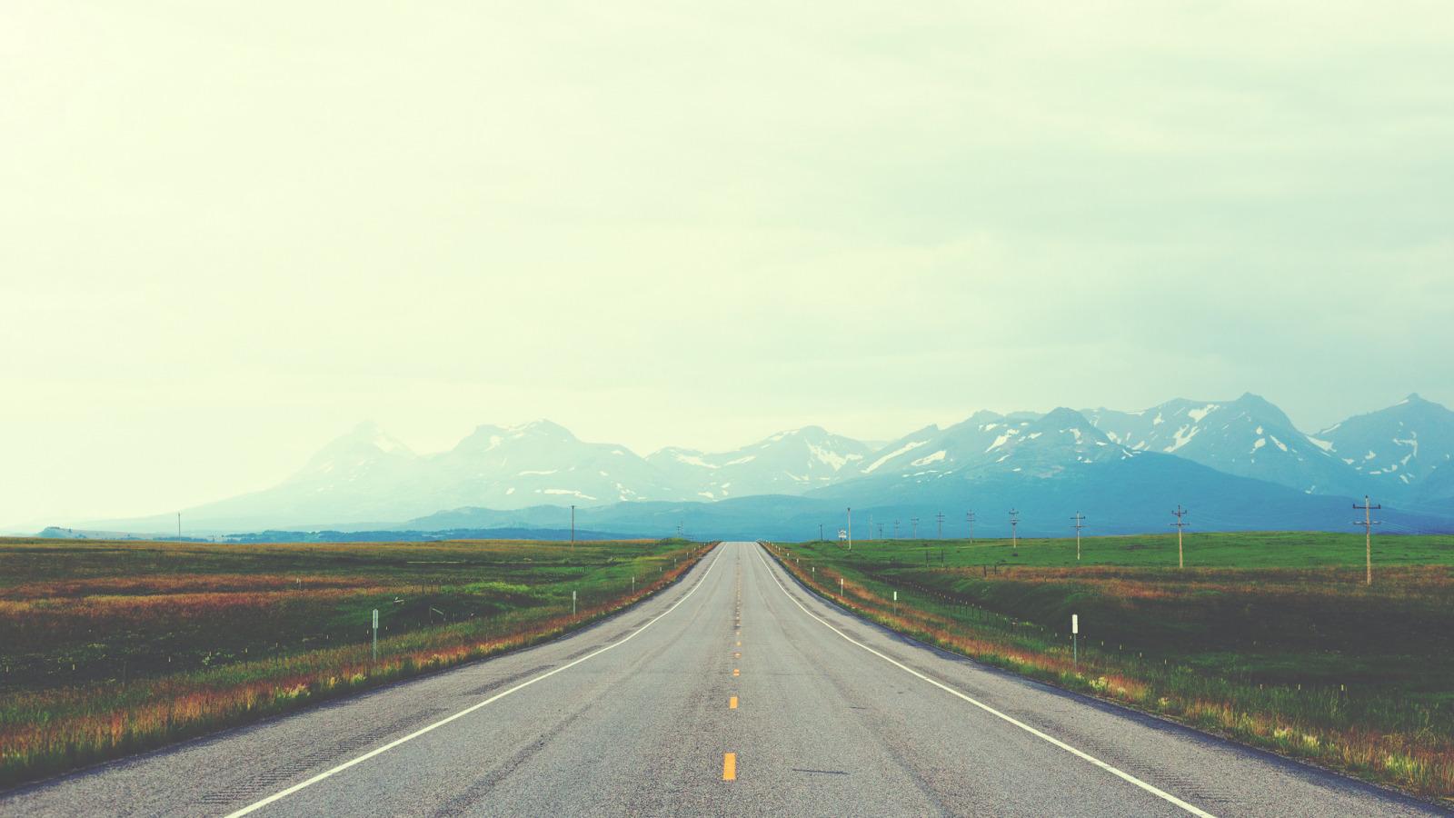 дорога даль холмы  № 788023 без смс