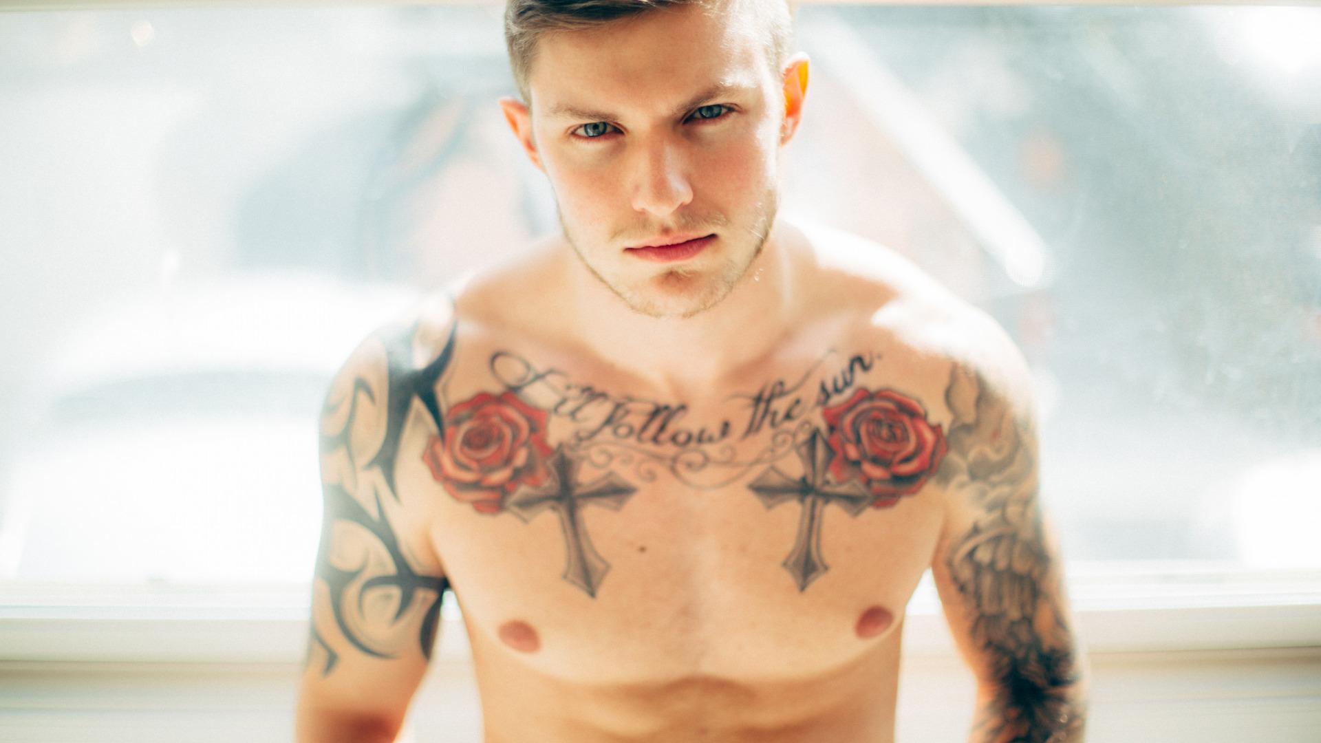 Татуировки красивые для мужчин фото