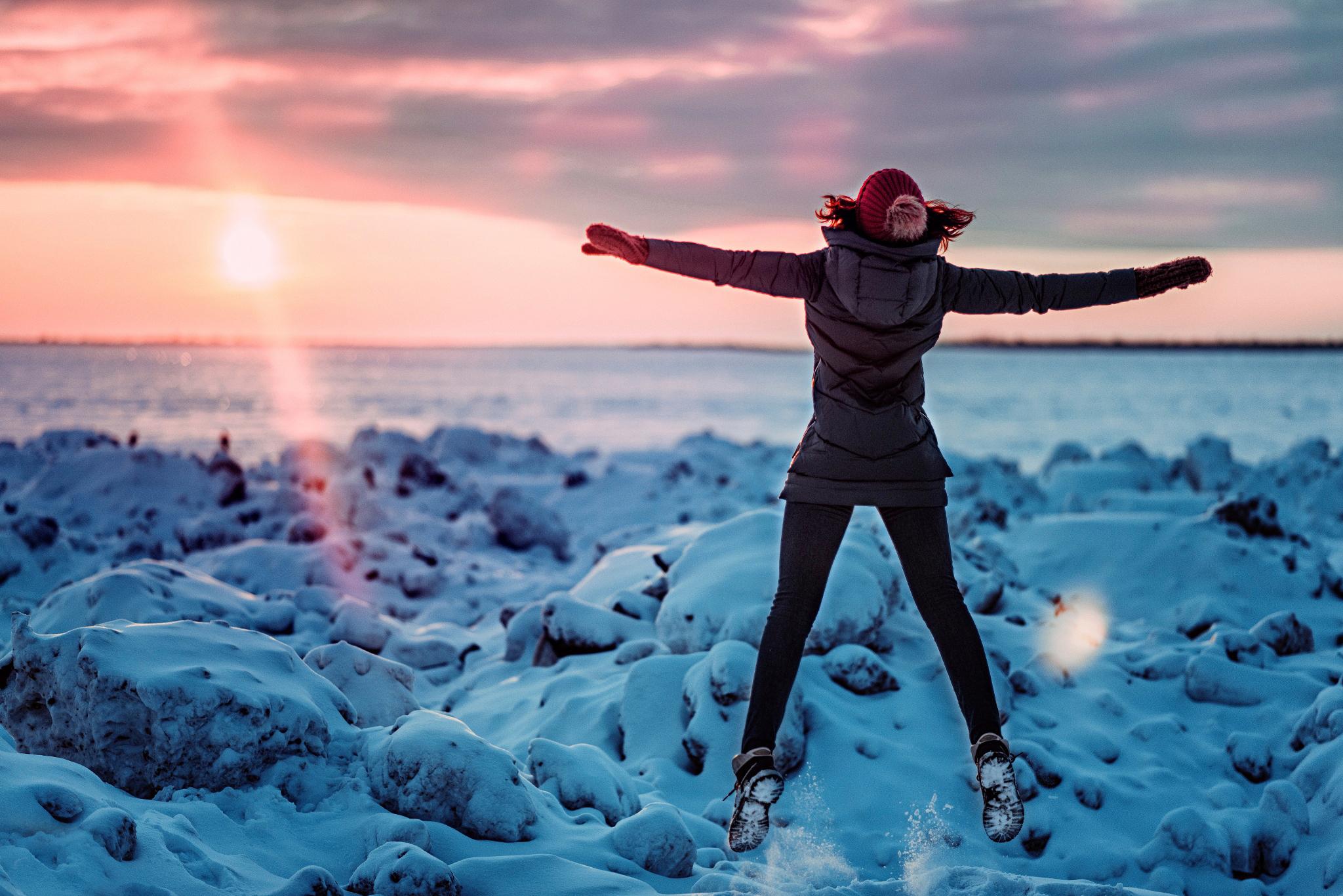 Изумительные зимние картинки также встретить