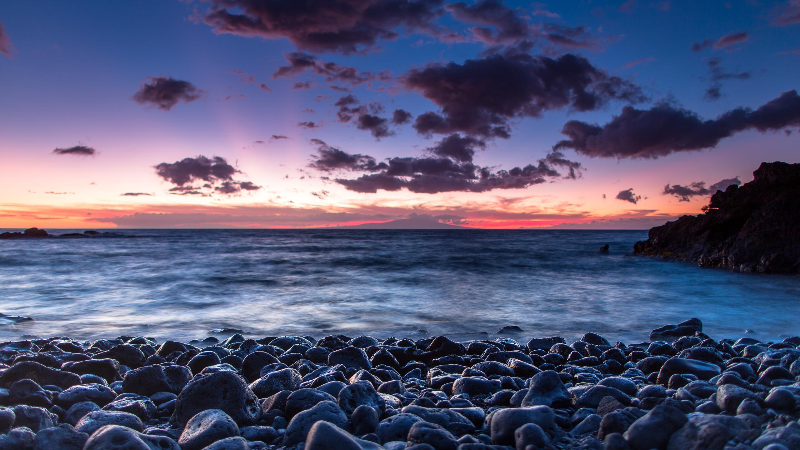 камни небо море  № 1491369 бесплатно