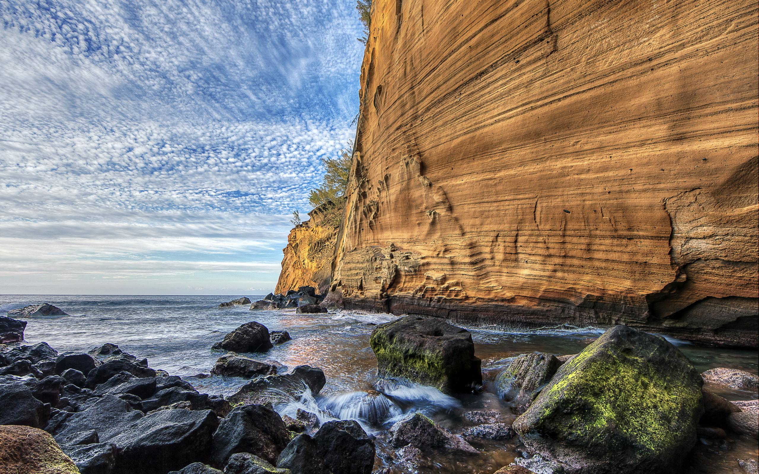 море склон камни  № 1569203  скачать