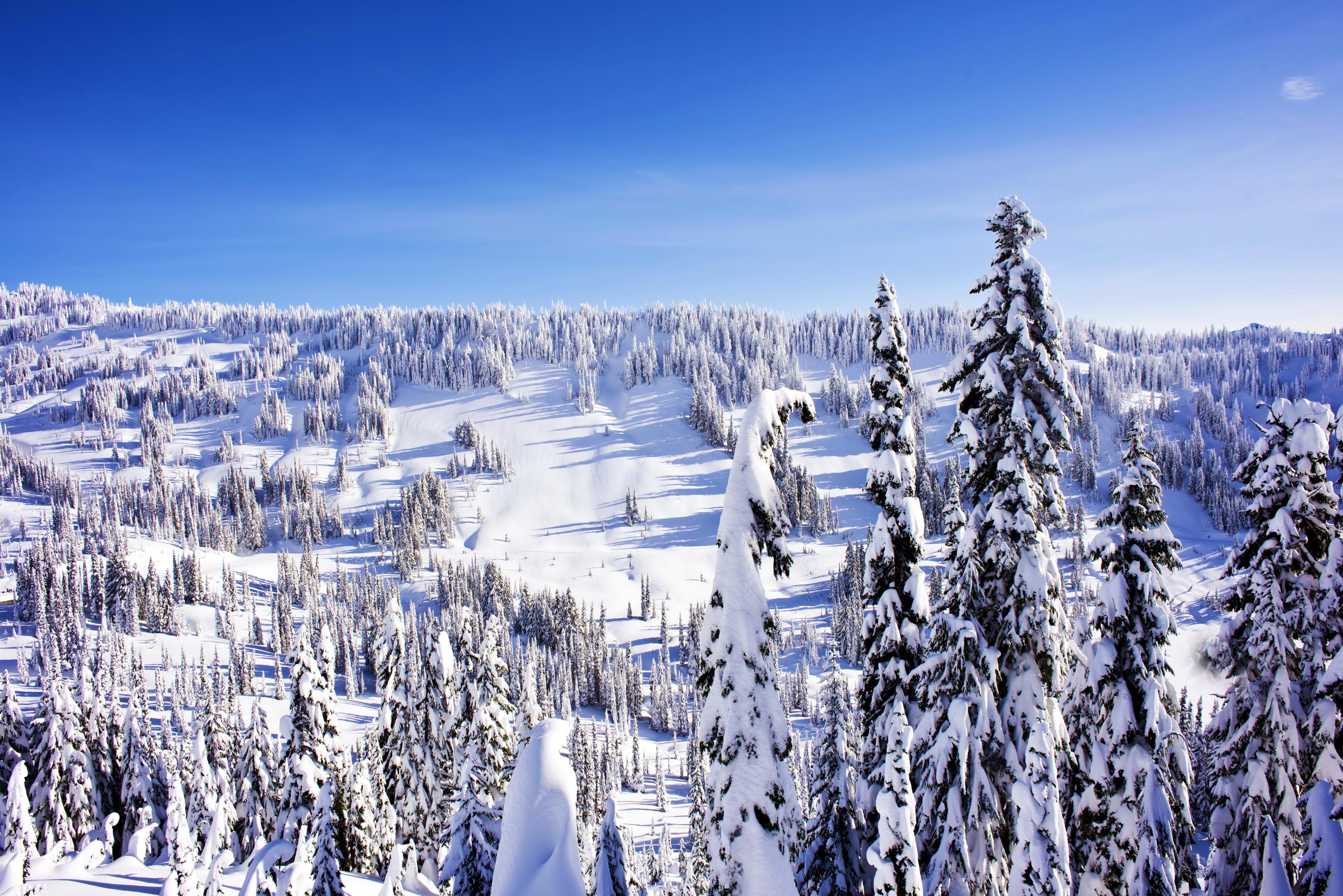 снег холмы snow hills  № 830904 загрузить