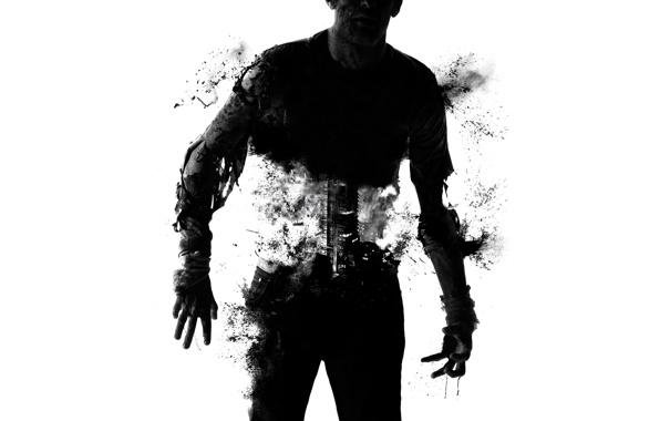 Фото обои дом, кровь, зомби, zombie, Resident Evil 6, Обитель Зла 6