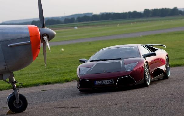 Фото обои авто, фото, обои, тачки, wallpaper, суперкар, самолёт