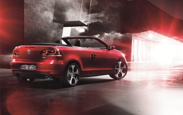 Фото обои германия, cars, auto, Germany, Golf, GTI, wallpapers auto