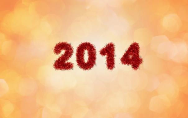 Фото обои Новый год, Happy New Year, 2014