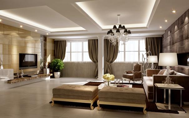 Фото обои дизайн, дом, стиль, комната, вилла, интерьер, гостиная