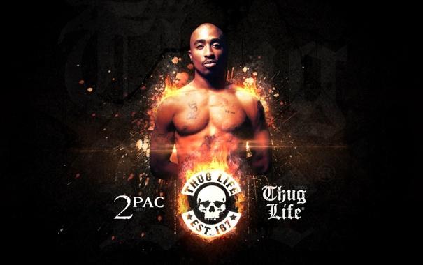 Фото обои music, actor, 2Pac, Tupac Shakur, rap, rapper, hip hop