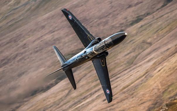 Фото обои штурмовик, Hawk T1A, лёгкий, «Хок»
