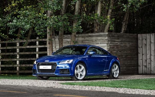 Фото обои Audi, ауди, купе, Coupe, quattro, TFSI, кватро
