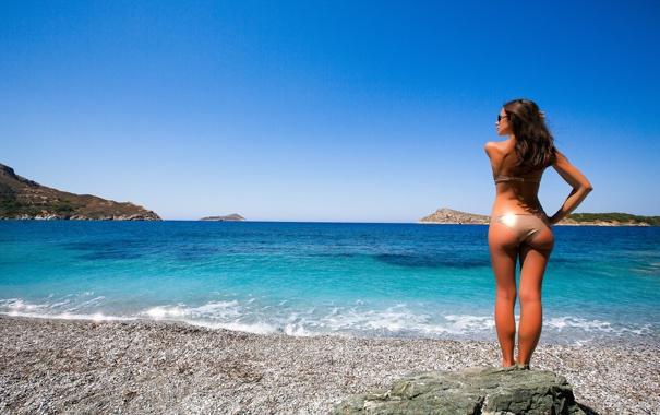 скачать торрент фото девушки на пляже