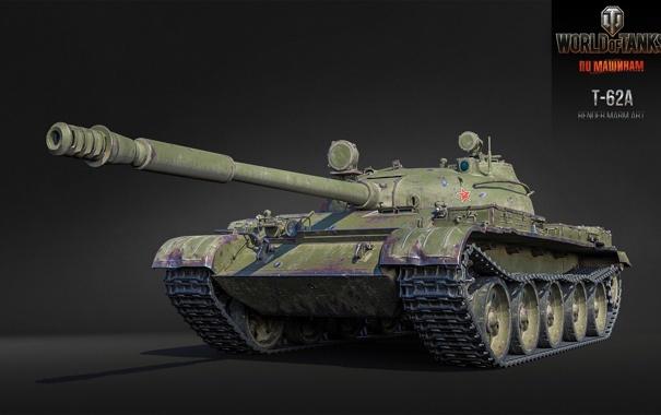 Фото обои танк, USSR, СССР, танки, WoT, Мир танков, tank