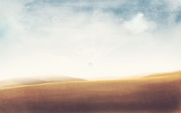 Фото обои песок, шум, необычно, пустыня