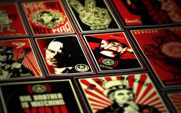 Фото обои мир, плакаты, пропаганда, нет войне