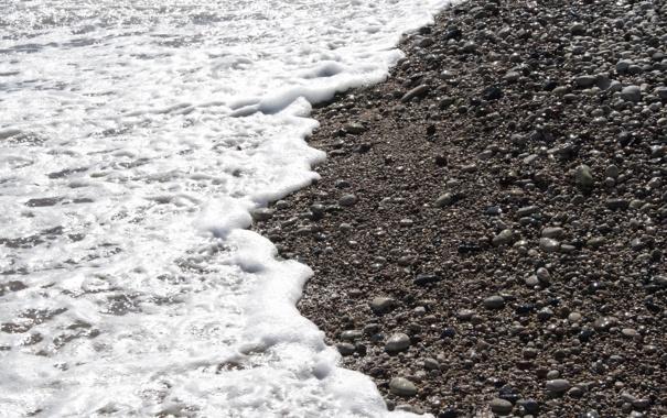 Фото обои песок, море, пляж, лето, солнце, галька, отпуск