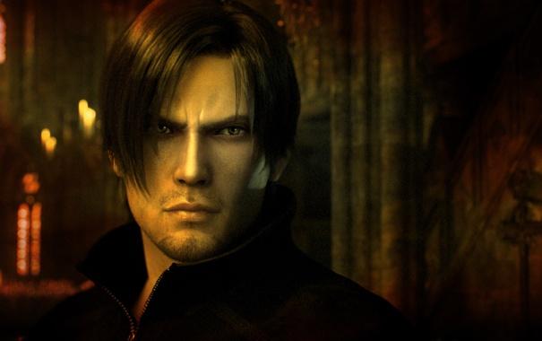 Фото обои Resident Evil, Biohazard, Leon Scott Kennedy, Resident Evil: Damnation