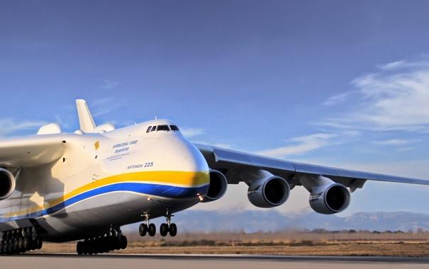 Фото обои авиация, самолёт, AN 225
