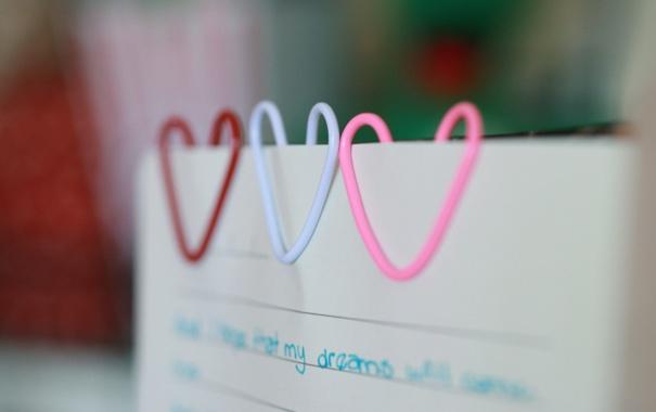 Фото обои мечта, яркий, розовый, надпись, dream, сердце, сердечки