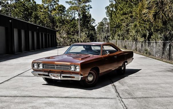 Фото обои купе, 1969, Coupe, Plymouth, плимут, 426, Hemi