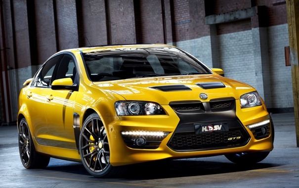 Фото обои Машина, Желтая, Car, 2012, Автомобиль, Wallpapers, Yellow