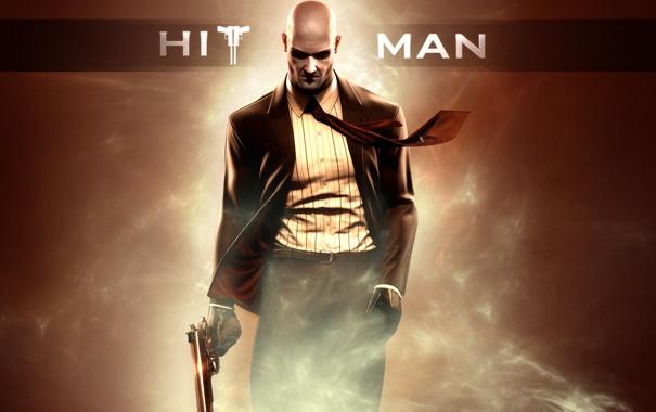 Фото обои игра, Hitman, стелс-экшен