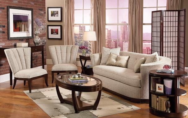 Фото обои дизайн, стиль, интерьер, мегаполис, гостиная, жилая комната