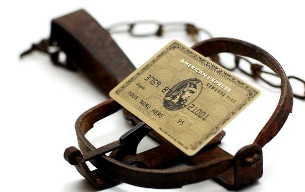 Фото обои greed, business, credit card, financial crisis, Credit Crunch