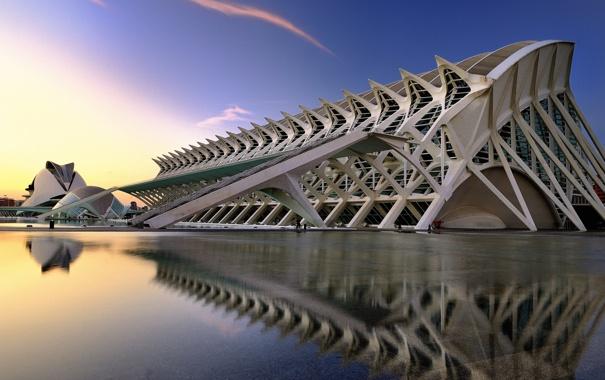Фото обои город, здание, архитектура, Valencia, Valenza, Camins Al Grao