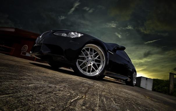 Фото обои BMW, Spec 5ive, M5 on 360 Forged