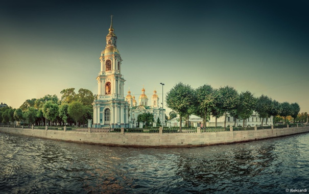 Фото обои Russia, набережная, питер, санкт-петербург, St. Petersburg, Aleksandr Bergan