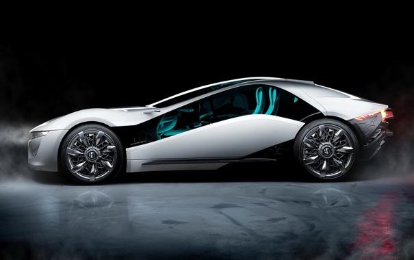 Фото обои концепт, альфа ромео, автообои, Alfa Romeo Pandion