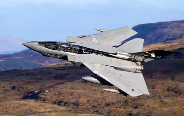 Фото обои оружие, самолёт, Tornado