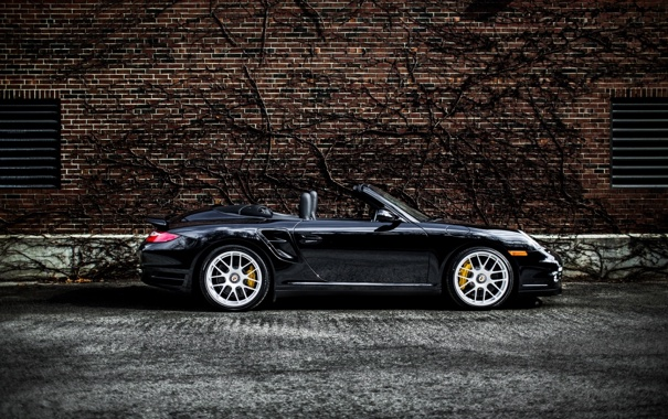 Фото обои 911, Porsche, cars, auto, Porsche 911, cabrio, Turbo