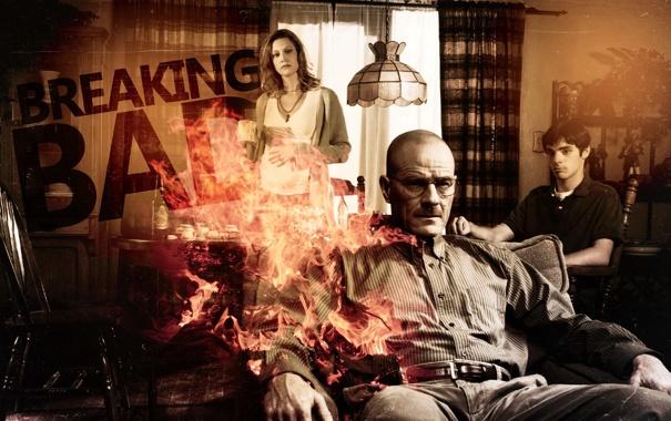 Фото обои триллер, драма, криминал, во все тяжкие, Уолтер Уайт