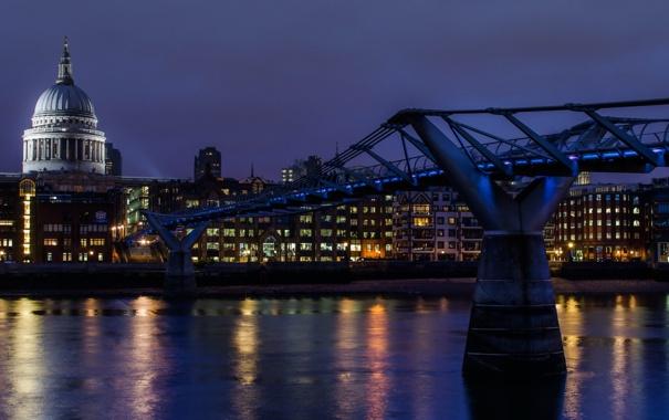 Фото обои London, England, Bankside