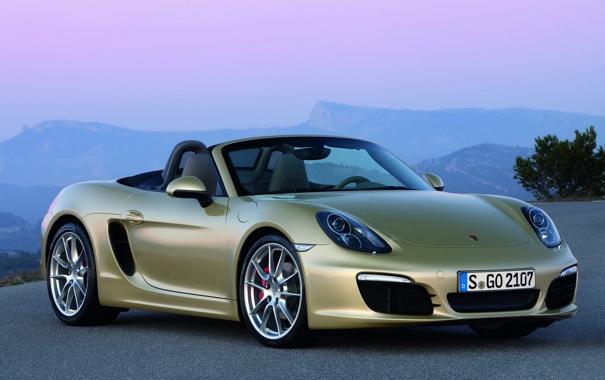 Фото обои car, авто, машины, Porsche, sport, кабриолет, порше