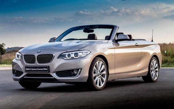 Фото обои бмв, BMW, кабриолет, Cabrio, Luxury, 2015, F23