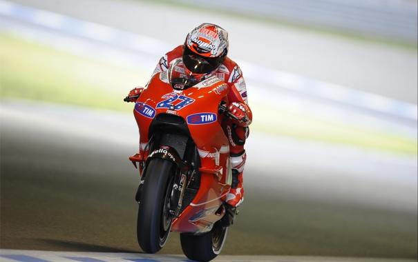 Фото обои Фото, Скорость, Гонка, Мотоцикл, Ducati, MotoGP, Bike