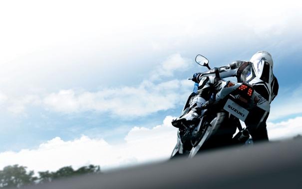 Фото обои фото, Suzuki, GSX-R 600, обои с мотоциклами