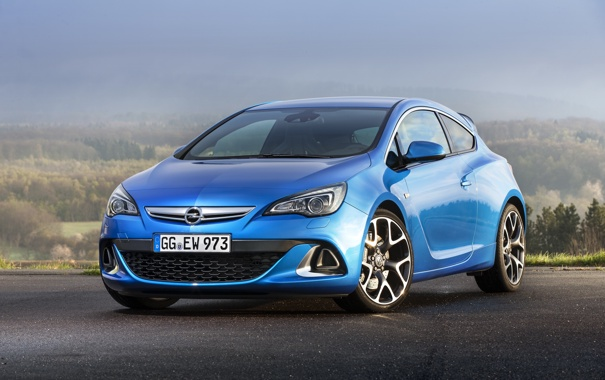 Фото обои Opel, астра, 2011, опель, Astra, OPC
