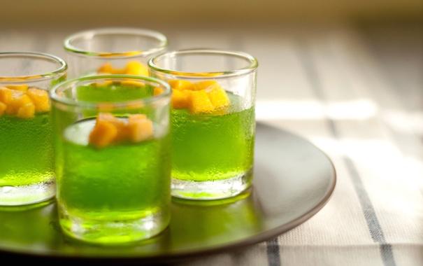 Фото обои цвета, фон, обои, яркие, стаканы, напитки, коктейли