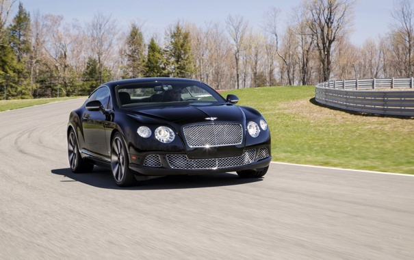 bentley continental gt капот