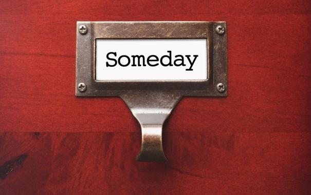 Фото обои red, wood, file handle, someday