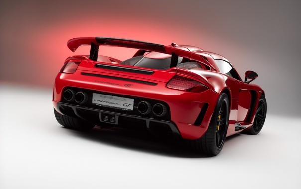 Фото обои Porsche, SUPERCAR