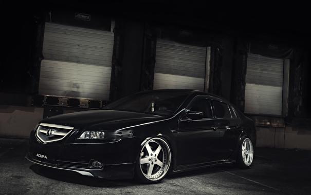 Фото обои Honda, Accord, хонда, акура, Acura, TSX