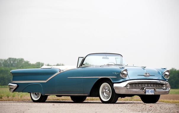 Фото обои ретро, автомобили, oldsmobile